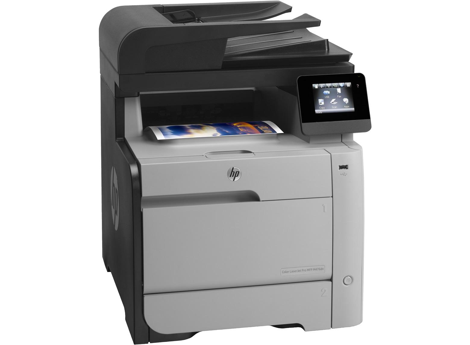 MFP Color Pro LaserJet HP M476dw