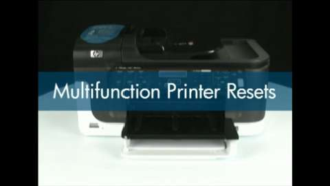 Ripristino Hp Officejet 4500