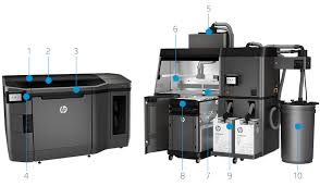Stampa 3d Hp Jet Fusion