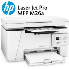 Multifunzione Hp laserjet pro MFP m26a